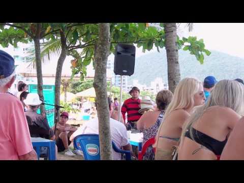 Samba na praia