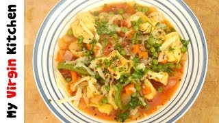 How To Make Vegetable & Pasta Soup