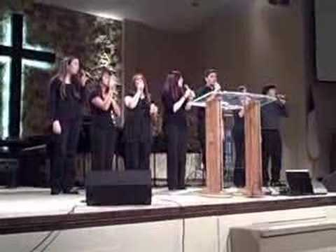 "Boca Raton Christian School - ""When I Think About the Lord"""