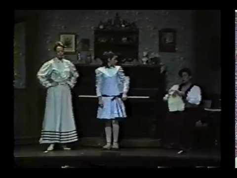 """The Music Man,"" (1995), The Santa Barbara Civic Light Opera"