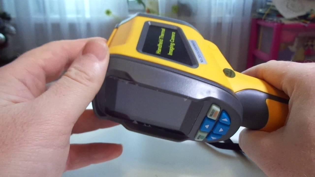 Low-cost thermal imager. Review. Бюджетный тепловизор ...