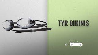 Los 10 Productos Más Vendidos De Tyr: TYR Black Hawk Racing Mirrored Goggles