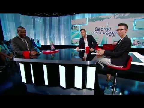 The Panel: Ed The Sock, Arthur Simeon and Elvira Kurt (9/13/2013)
