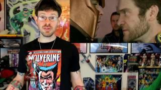 X Men A Gay XXX Parody Part 4 CUT Safe for Work Scene Review from Men Com