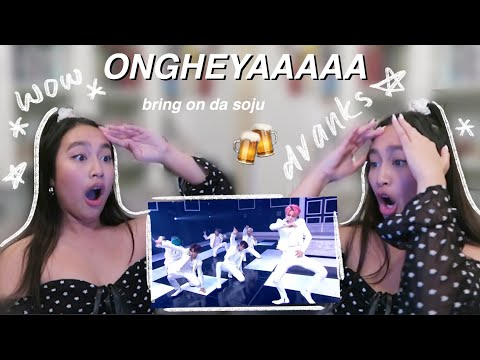 """MY REACTION TO: BTS """"DIONYSUS"""" MNET LIVE PERFORMANCE"""