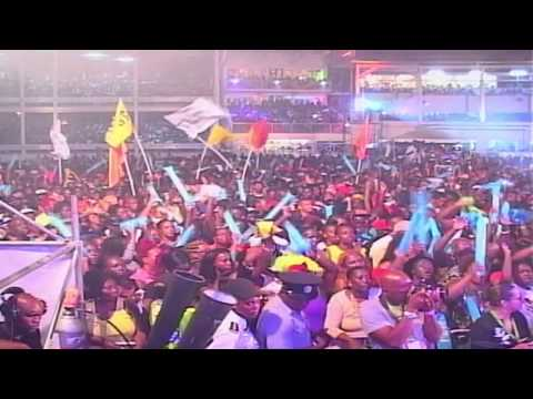 Tian Winter - Voices, Live! Antigua Carnival 2015