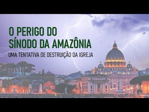 [VÍDEO 1] O PERIGO DO SÍNODO DA AMAZÔNIA: INTRODUÇÃO E CONTEXTUALIZAÇÃO - PARTE 1