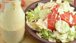 Creamy Chipotle Dressing Recipe - Smoky Jalapeno Salad Dressing | Radacutlery.com