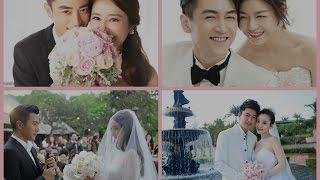 """10 cặp sao Hoa Ngữ nổi tiếng """" cưới chạy bầu"""""""