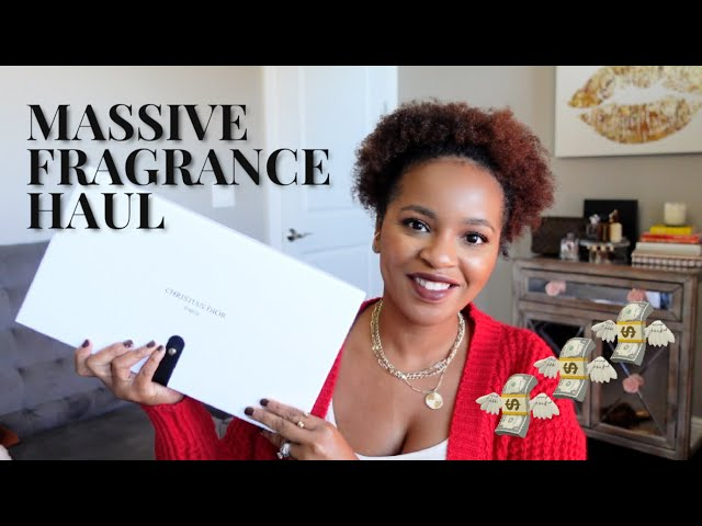 Huge Collective Fragrance Haul | Designer, Luxury, Niche