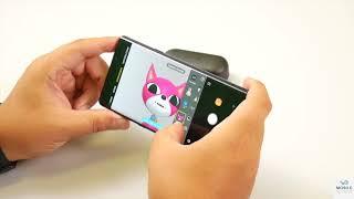 Samsung Galaxy Note 9. Возможности камеры