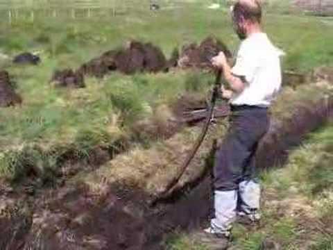 Peat Cutter
