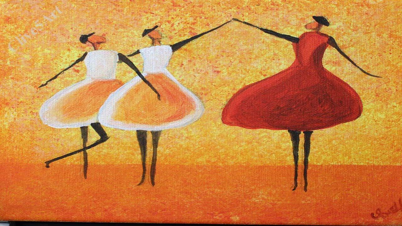 Easy Dancing Girls