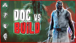 😱 SUPER BUILD vs DOCTOR!! 👍 - DEAD BY DAYLIGHT | GAMEPLAY ESPAÑOL | DND PS4 PC XBOX