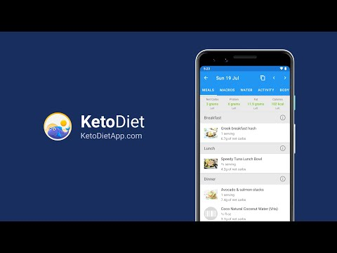 Ketodiet Keto Diet App Tracker Planner Recipes Apps On Google Play