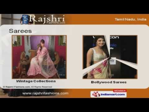 Bollywood Sarees by Rajshri Fashions (Wholesales B2B) Chennai