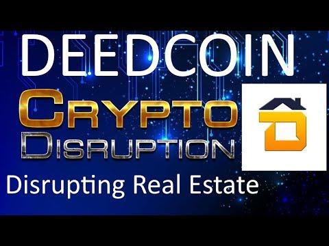 Deedcoin (DEED) - Real Estate on the Blockchain