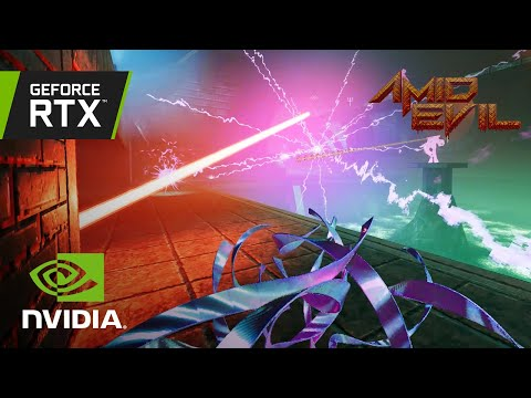 AMID EVIL with RTX | Available Now