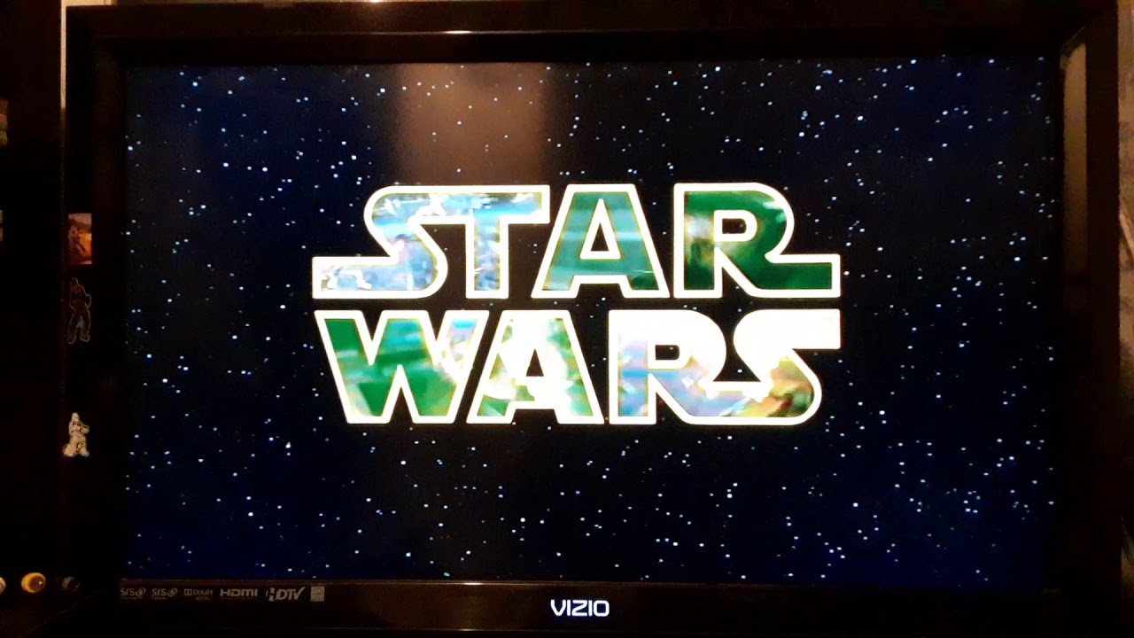 Opening To Star Wars Episode Iii Revenge Of The Sith 2005 Dvd Disc 1 Coruscant Youtube