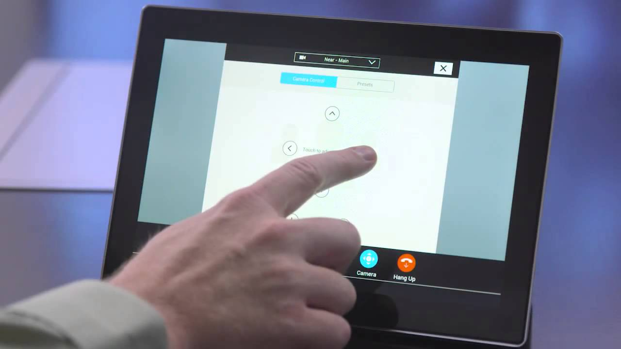 Polycom - RealPresence Touch Overview