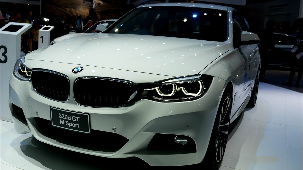2018 bmw 320d gt m sport exterior and interior youtube. Black Bedroom Furniture Sets. Home Design Ideas