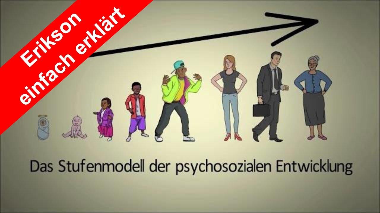 Die 8 Stufen Der Entwicklung Nach Erik Erikson Youtube 1
