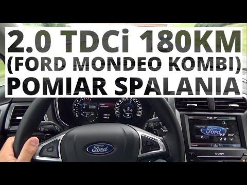 Ford Mondeo Kombi 2.0 TDCi 180 KM (AT)