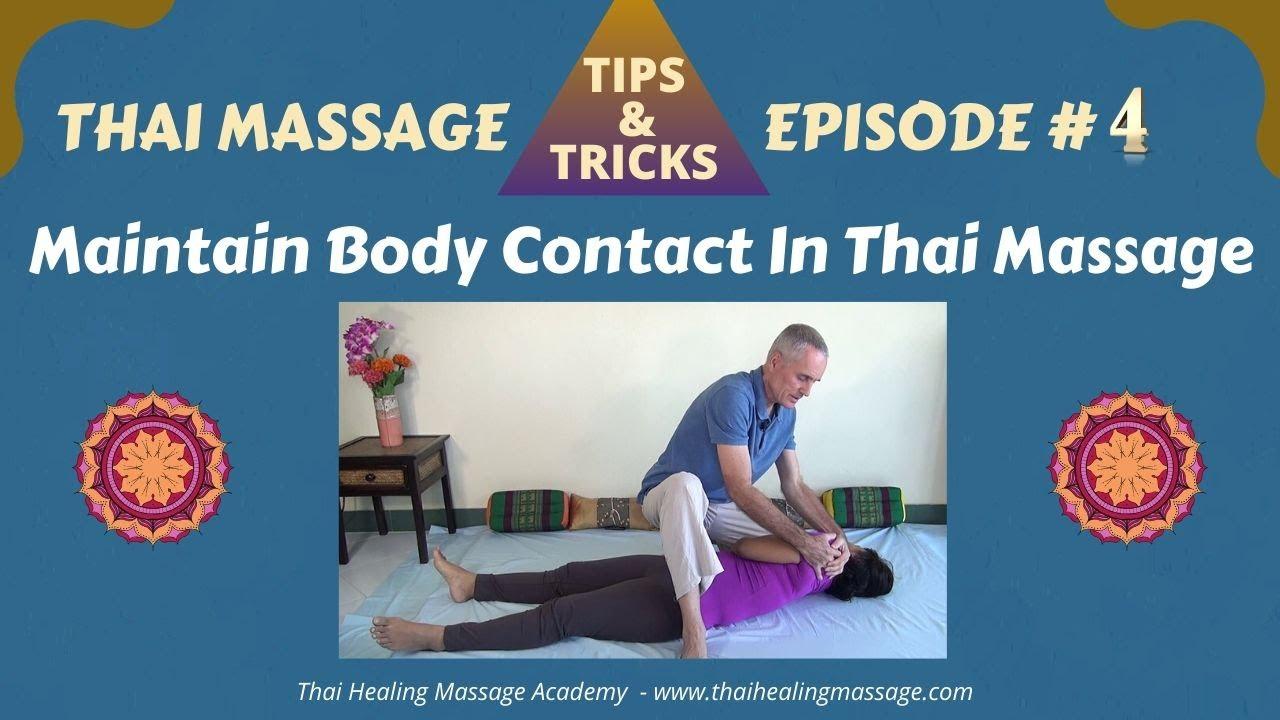 dejting tips tip thai massage