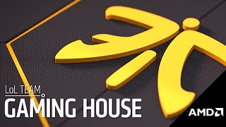 Inside the Fnatic League of Legends Gaming House