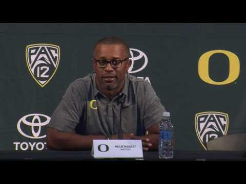 Oregon Ducks football: Willie Taggart describes the UO offense as