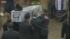 Steve Strange Funeral BBC News coverage 12/03/2015