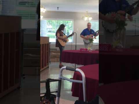 Old Joe Clark - Unknown - Live Bluegrass