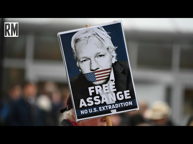 Julian Assange Show Trial Resumes