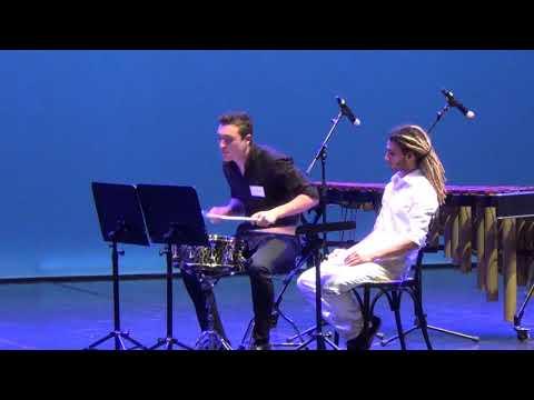 A. Gerassimez - Asventuras (Snare Drum) - Filippo Giacomoni - Percussioni Liceo Musicale Forlì 2018