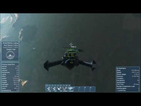Space Engineers - Infineon Test Flight in SMP