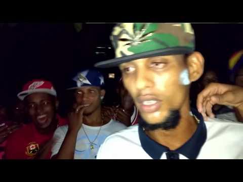 TINYO RD Vs INKA - FINAL: 2da Batalla De Freestyle #DeLaKatana (República Dominicana)