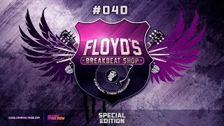Floyd the Barber - Breakbeat Shop #040 [Breakbeat/Big Beat Mix 2019]