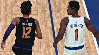 The Epic Rivalry Continues! NBA 2K19 Ja Morant My Career Ep. 16