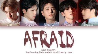Baixar DAY6 (데이식스) - AFRAID (Han|Rom|Eng) Color Coded Lyrics/한국어 가사