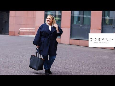 КАЧЕСТВЕННАЯ ОДЕЖДА БОЛЬШИХ РАЗМЕРОВ || Базовые наряды от ODEVAI +