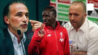 Ballon d'or Sadio Mané: ces réactions de Tariq Ramadan et de Belmadi vont vous surprendre...