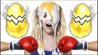 New GOLDEN EGG Fight Against Athena!