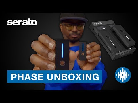 Phase DJ Unboxing | First Look with Serato + Review