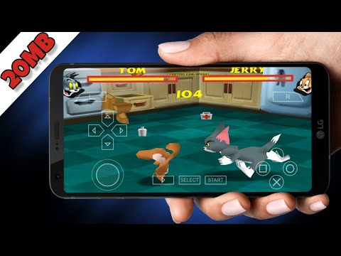 [20] How to download \u0026 install Tom \u0026 jerry fighting game in android phone