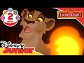 The Lion Guard | Lions Over All | Disney Junior UK