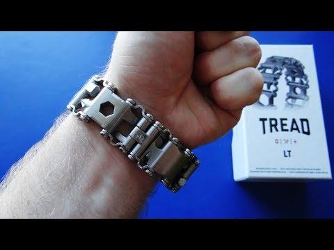 Обновленный Браслет- мультитул Leatherman Tread LT (узкий)