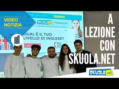 A lezione con Skuola.net!