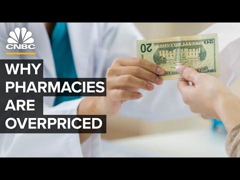 Why U.S. Pharmacies Overcharge