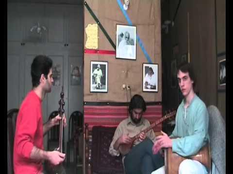 Improvisation (Tehrân january 2007) part1 - Iranian music