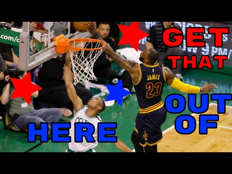 LARGEST BEATING IN NBA PLAYOFF HISTORY!! - LEBRON JAMES IS A REGULAR NBA GUY TO ME!!